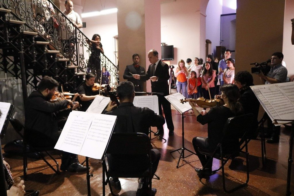 """Centro Cultural de la República """"El Cabildo"""""""