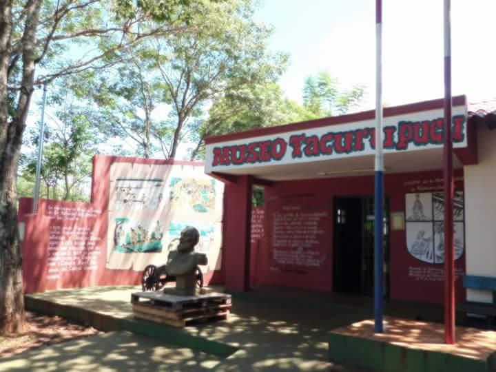 Museo Tacurú Pucú