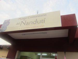 Museo comunitario del Ñandutí